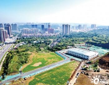 山西省阳泉市广阳路集中供热管网工程进入收尾阶段