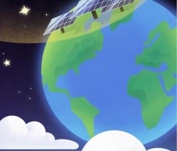 太阳能板是如何发电的?看完这幅漫画你就懂了!