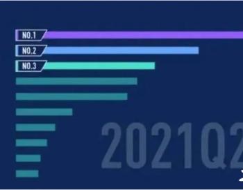 上半年上市企业营收前十出炉:隆基、通威、天合、中环、晶澳、阳光电源、福斯特、大全、上机、先导