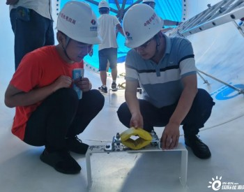 湖南江口风电场风电塔架制造工程首套评审顺利通过
