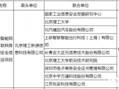 工业和信息化部办公厅关于公布车联网身份认证和安