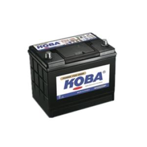 韩国KOBA蓄电池MF系列启动电瓶型号表