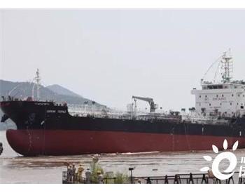 东南造船建造9000吨成品<em>油轮</em>再创试航新时速