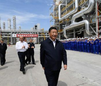 习近平总书记谈能源产业:走绿色低碳发展道路