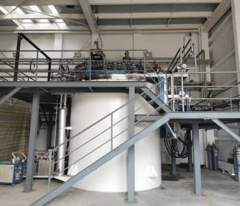 我国首套自主知识产权氦膨胀制冷氢液化系统调试成功