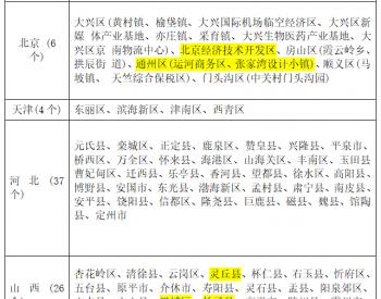 676个整县分布式试点或剩三分之二,哪些还没被瓜分?