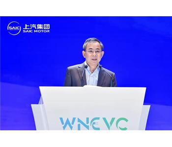 上汽集团:计划到2025年新能源车销量超270万辆 占