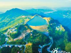 """两山""""转换天地宽:天荒坪抽水蓄能电站绿色发展之"""
