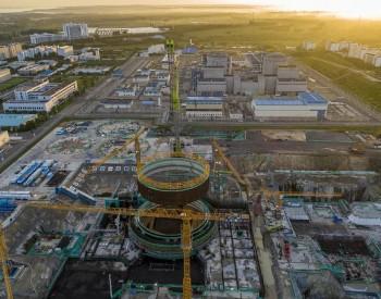 海南昌江核电厂3号机组钢衬