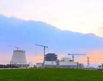 投资75亿,历经10年湖南永州这个电厂即将投产~