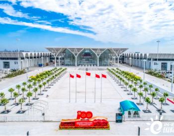 138万平超级工程!中国北方最大国家级会展中心装