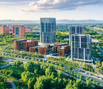 落户北京,布局全球!明阳集团北京中心入驻未来科