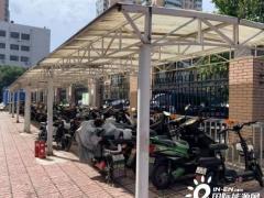 北京方庄街道今年将建3000个电动自行车充电桩,已建成2300个