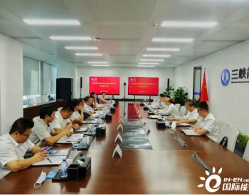 三峡能源&湖南省郴州市临武县!深入合作新能源项