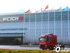 潍柴动力已开通29条燃料电池公交运营专线 运行里