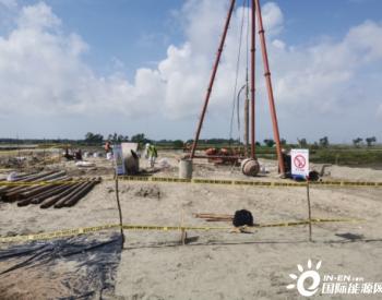 66MW!孟加拉首个风电项目正式开工