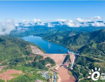 老挝南欧江七级水电站圆满完成72小时试运行