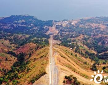 15MW!布隆迪胡济巴济水电站压力钢管安装全线完成