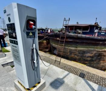 长江流域港口船舶强制使用岸电 严控燃油消耗、污染排放
