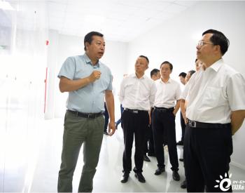 【关注】衢州市委副书记、市长高屹莅临一道新能调