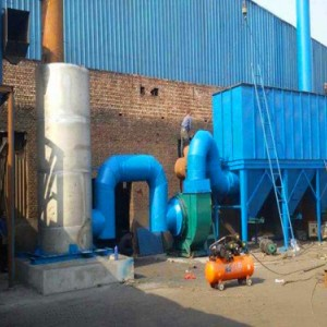 山东德州加工锅炉除尘器-华康环保
