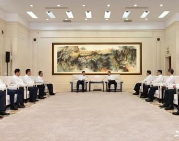 <em>中国中车</em>党委书记、董事长孙永才会见山东能源集团总经理张宝才