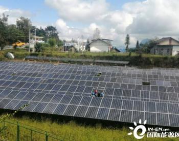 贵州印江:光伏电站促进村级经济,绿色能源助力乡村振兴
