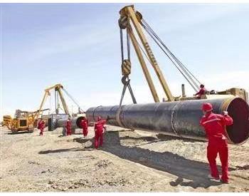 重庆市直径最大<em>天然气输气管</em>道开工建设