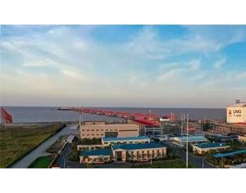 中石油如东<em>LNG</em>接收站三期扩建工程全面投产!成为全省沿海首个千万吨级接收基地