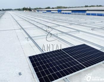 分布式屋顶全覆盖!解锁安泰新能源TPO柔性屋顶项