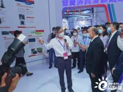 泓慧能源飞轮储能亮相北京第24届科博会,展出新