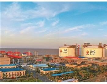 长三角现千万吨级LNG接收基地