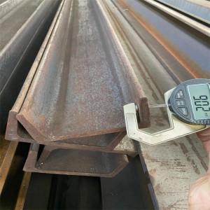 合肥市欧标槽钢UPN120-S355J1批发