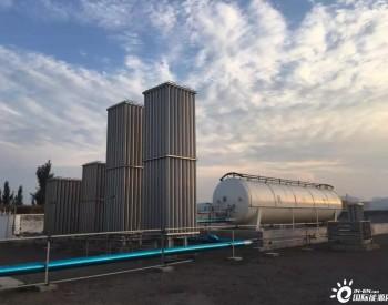 煤改气下的LNG点供运行