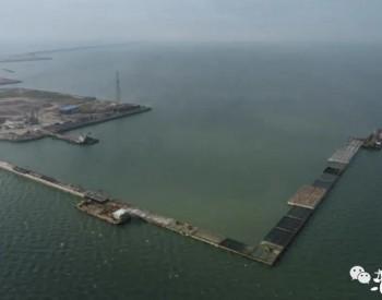 中船广西海上风电项目完成重要节点