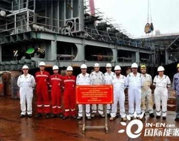 新时代造船两艘163000吨原油船进坞合拢