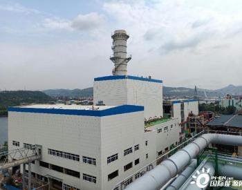 中国能建建设本钢CCPP发电工程项目燃机点火一次成