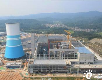 中国能建安徽电建一公司承建广州从化餐厨垃圾处理厂项目4号机组并网一次成功
