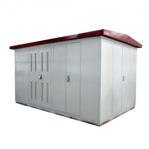 箱式变电站 预装式变电所 高低压配电成套设备厂家