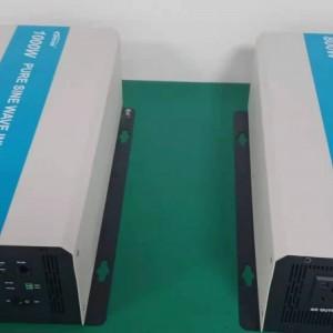 汇能精电离网高频/工频纯正弦波逆变器