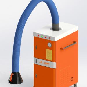 单臂焊烟吸尘设备