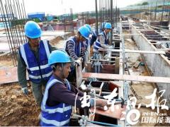 总投资9亿!福建霞浦储能项目正加紧施工