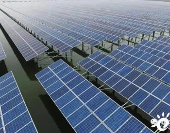 中国电建总承包的乌兹别克斯坦首个光伏电站并网发电
