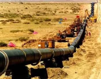 江西省天然气管网于都分输站开口供气