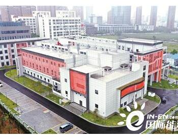 浙江宁波市首座新型智能变电站投运