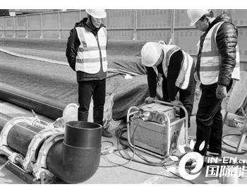 下个月 辽宁省沈阳200公里老旧燃气管网全部换新