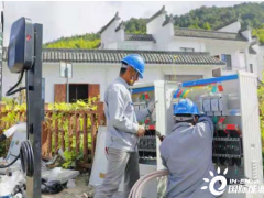 安徽省黄山市黟县:加快充电桩建设 赋能绿色出行