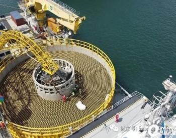 中标丨LS电缆公司中标台湾地区1.67亿美元的海底电缆订单