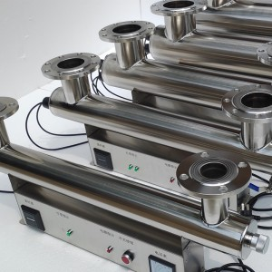 QL型紫外线杀菌器二次供水专用水消毒设备