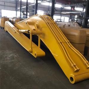 厂家定制挖机加长臂  高强度加长臂  拆迁破碎臂
